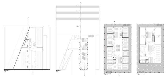 Studio open school kta zwijndrecht project 2 micha l noots - Tuinmeubilair op een helling ...